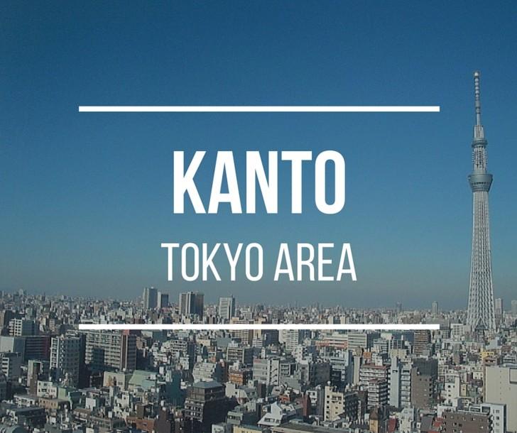 Kanto area