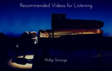 Listening Room - Phillip Strange