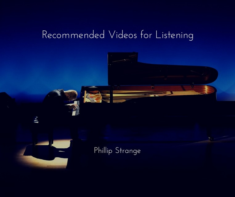 Listening Room - Phillip Strange